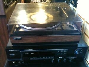 DENON-DUAL-ROTEL Great little Vinyl Lovers System London Ontario image 1