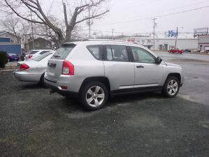 2011 Jeep Compass SUV, Crossover 4x4