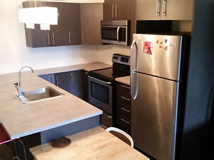 LOYOLA FURNISHED CONCORDIA CONDO FOR RENT A LOUER NDG MUST SEE