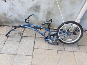 Demi-vélo Trail-a-bike