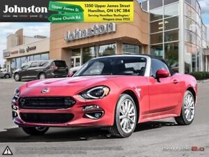 2019 Fiat 124 Spider Lusso Convertible  - Leather Seats