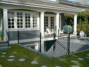 Outdoor Fencing and gates