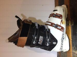 Bottes de ski Rossignol B-Squad 130 carbon taille 28