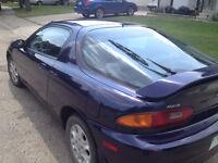 1995 Mazda MX-3 Coupe (2 door)