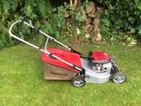 Honda Mountfield SP465 Petrol Lawn Mower Garden Grass Cutting Lawnmower 2011
