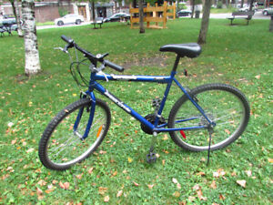 SUPERCYCLE M OR W BYCICLE. 18 INCHES FRAME EXCELLENT CONDITION
