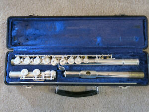 Flute Model FL-302 by Selmer in great shape, plays perfect!