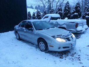 2005 Pontiac Sunfire Sedan Price reduced