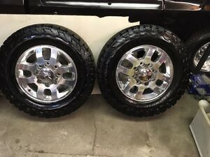 "2011+  18"" rims and tires Strathcona County Edmonton Area image 4"