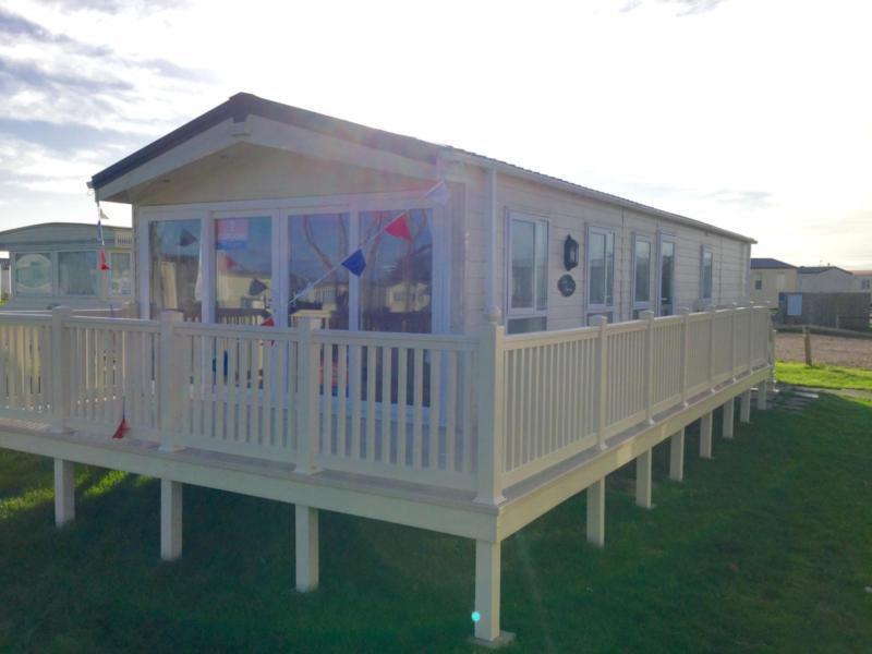 Static Caravan Clacton-on-Sea Essex 2 Bedrooms 6 Berth Delta Cambridge 2017 St