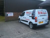 RM Tyres, Eglish-New and Part Worn Tyres