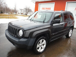 2014 Jeep Patriot North Edition 4x4