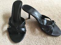 Ladies Dorothy Perkins Sandals. Size 4.