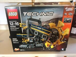 Lego bucket wheel excavator 42055 West Island Greater Montréal image 1