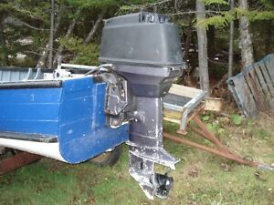 nissan 50hp outboard for parts