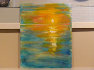 original paintings for sale Campbell River Comox Valley Area image 9
