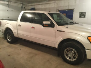 2011 Ford F-150 Limited Supercrew