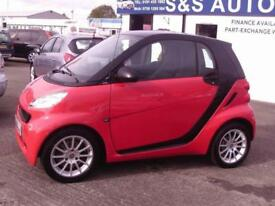 Smart Fortwo Passion Cdi Coupe *AUTOMATIC*