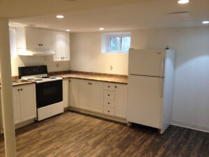 North End 1 BDR Basement Apt Available Now - All Inclusive
