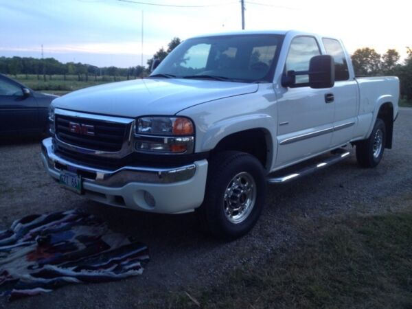 Used 2006 GMC Sierra 2500