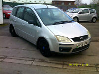 Ford Focus C-MAX 1.6 16v 115 2005MY LX