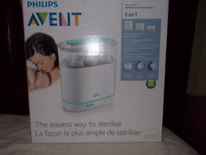 AVENT The easiest way to sterilize
