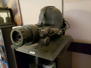 Rare call of duty night vision goggles
