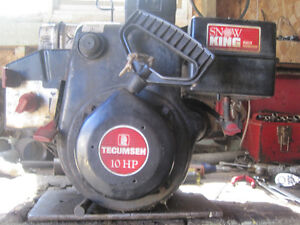 10 hp snowblower motor,neg