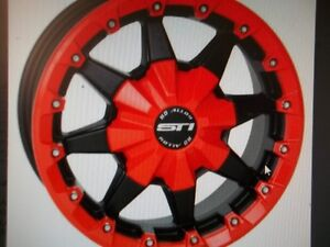 KNAPPS in PRESCOTT has LOWEST PRICES ATV RIMS   ITP or STI