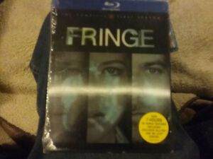 Fringe the first season