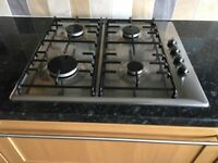 Gas hob in very good condition