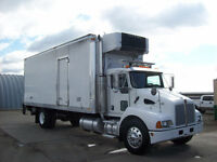 Owner Operators with Reefer Straight Trucks Required