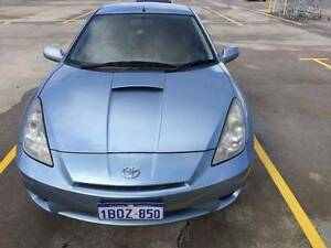 2003 Toyota Celica Coupe Swanbourne Nedlands Area Preview