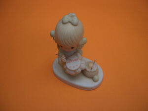 (6) PRECIOUS MOMENTS FIGURINES FOR SALE London Ontario image 6