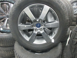 f150 FX4 20'' wheels and tires