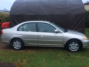 2001 Honda Civic Sedan
