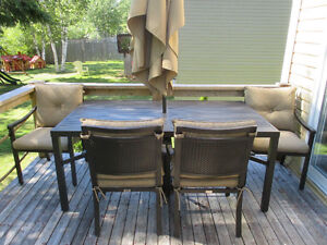 Beautiful Martha Stewart Patio Set