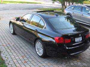 2015 BMW 328xi Luxury Sedan with Extended Warranty to 6yr/160km