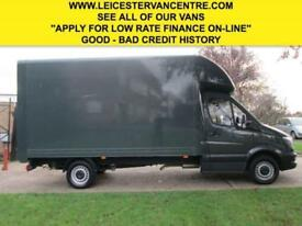 2015 64 MERCEDES-BENZ SPRINTER 2.1 313CDI LWB LUTON BOX. TAIL-LIFT. 14FT EXTRA B