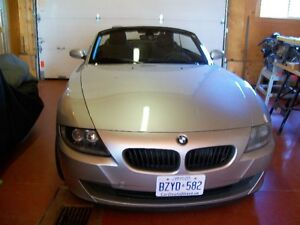 2007 BMW Z4 Convertible Roadster