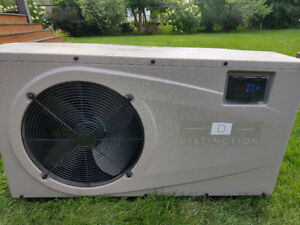 Thermopompe electrique pour piscine/Pool Water heater electric..