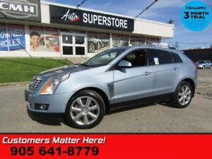2014 Cadillac SRX Performance  AWD NAV PANO-ROOF HID BS LD CW CA