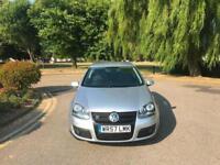 2007/57 Volkswagen Golf 2.0 GT TDI Sport( 170BHP ) 3 Door Hatchback Silver