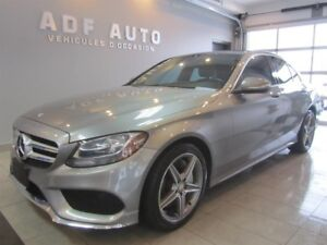 Mercedes-Benz C-Class C300 4MATIC SPORT AMG PACKAGE  NAVIGATION
