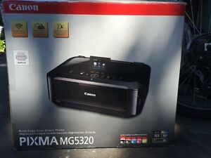 Free Canon Printer Inkjet MG5320