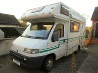 Auto Trail Cheyenne 585 Compact Motorhome with 5 seats