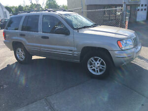 2004 Jeep Grand Cherokee Special Limited Edition