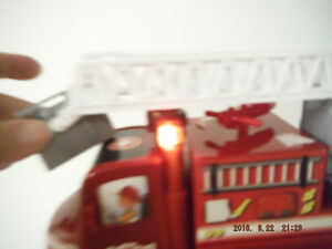 CAILLOU FIRE TRUCK London Ontario image 2