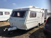 1980's carlight caravan 2 birth
