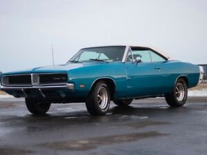 1969 Dodge Charger R/T-S/E